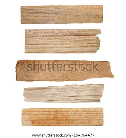 how to get a piece of wood