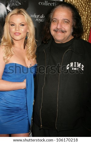 Colleen Shannon and Ron Jeremy   at the FG Magazine Release Party. 24k Lounge, West Hollywood, CA. 12-19-08