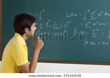College student trying to solve a maths equation