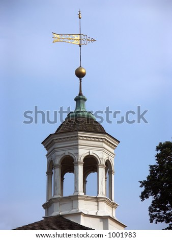 Colonial Weather Vane