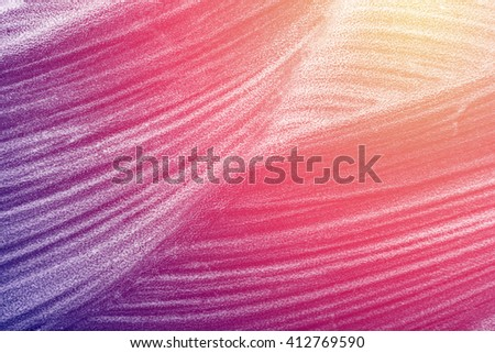 Color abstract Curves grunge brush painted background  - stock photo