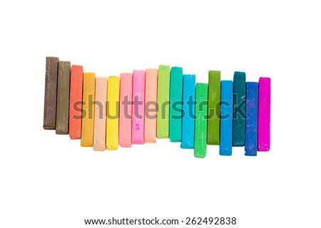 color bar - stock photo