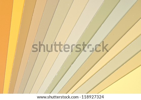Color card background - stock photo