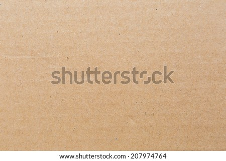 color carton paper background - stock photo