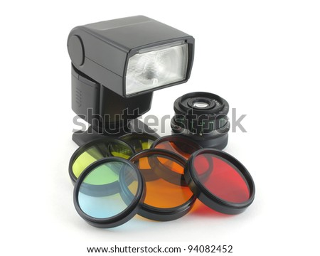 stock-photo-color-filter-for-lenses-and-