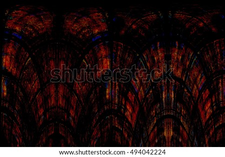 color grunge paint surface. Modern futuristic painted wall for backdrop or wallpaper with copy space. Close up image