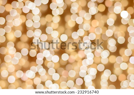 Color lights blur background - stock photo