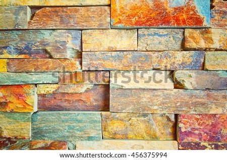 Color marble abstract natural marble patterned texture background architecture beautiful design - stock photo
