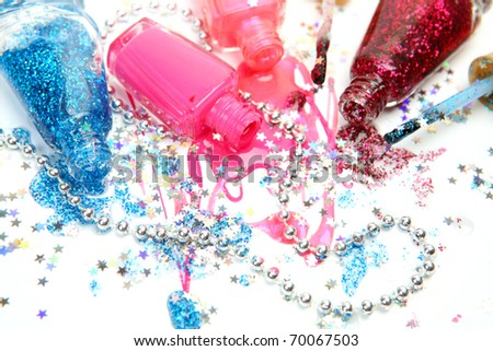 Color nail polish