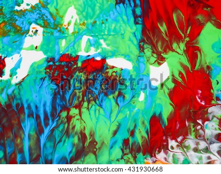 color of arts acrylic background abstract paint