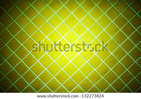Color pattern and texture of ceramic tile wall. Background photo.