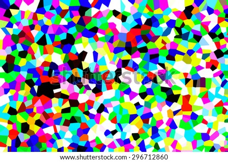 Color shine abstract background