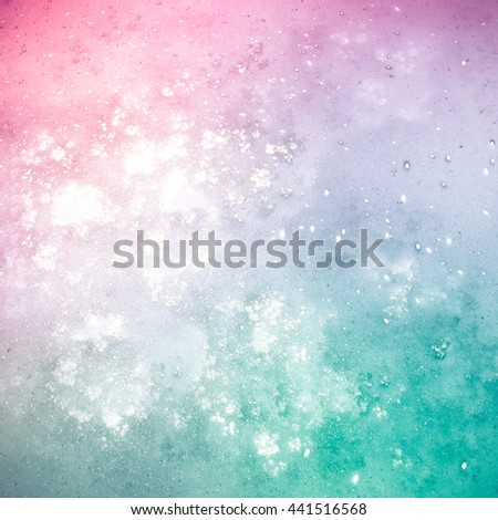 Color summer background.  Very blurry textures. The mood of spring, blooming, harmony and joy. Gentle abstract background in light pastel tones .   - stock photo