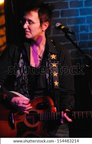 COLORADO SPRINGS		DECEMBER 13:		Folk Artist Mary Gauthier performs in concert December 13, 2011 at The Loft music hall in Colorado Springs CO.