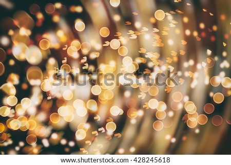 Colored Abstract Blurred Light Background - stock photo