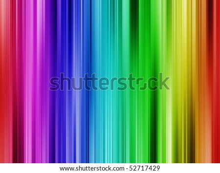 Colored abstraction - stock photo