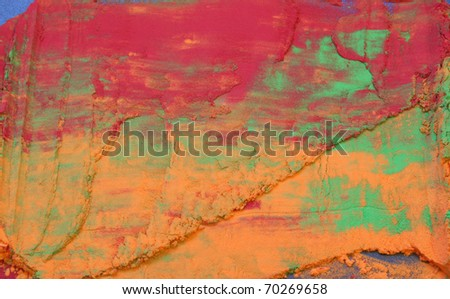 Colored background - stock photo