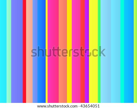Straight Lines Bright Colors Stock Illustration 643367740 ...