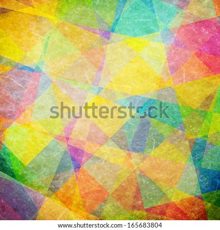 colored grunge background - stock photo