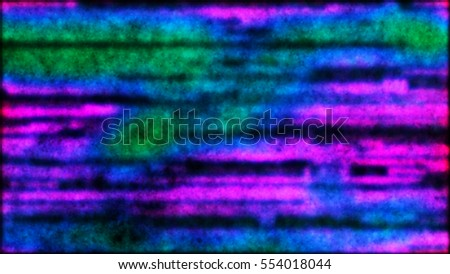 Colored Noise Grunge Grain Distorted Trendy Digital Abstract Background