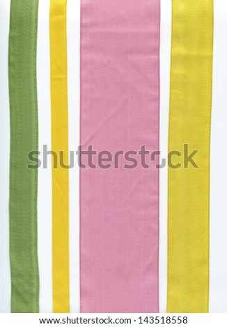 Colored ribbons. - stock photo