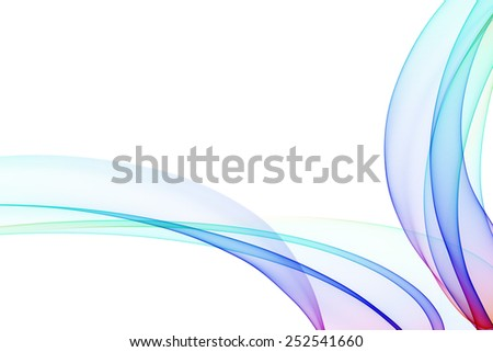 Colorful abstract artwork you can use as a really fine and interesting background. - stock photo