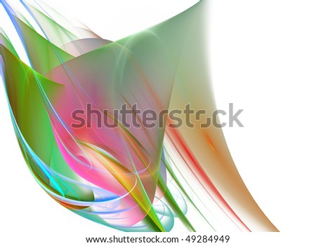 Colorful Abstract background 1