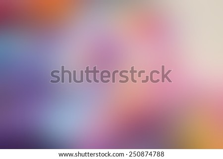 colorful abstract blur background for web design, colorful background, blurred, wallpaper - stock photo