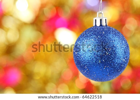 colorful abstract Christmas bright diffuse background