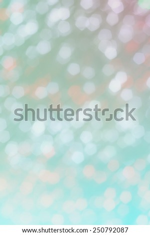 Colorful abstract defocused blur background. Festive background with natural bokeh. Abstract background.