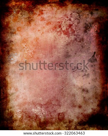 Colorful Abstract Grunge Background