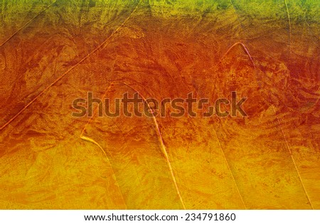 colorful abstract painting background - stock photo