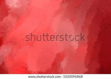 colorful abstract red watercolor background