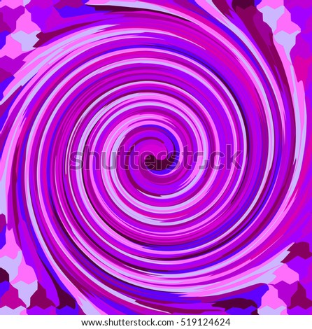 Background Texture Abstract Colored Circles Balls Stock Vector ...