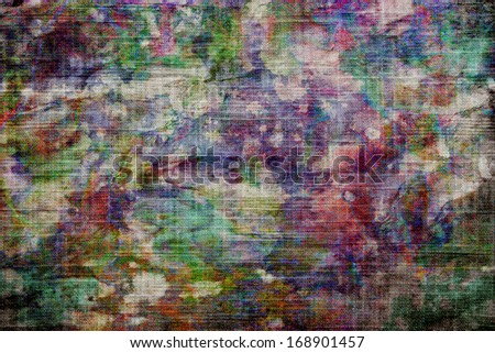 Colorful background. Colorful vintage background