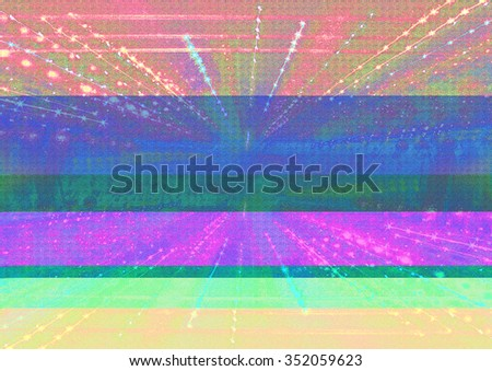 Colorful backgrounds, abstract, digital.