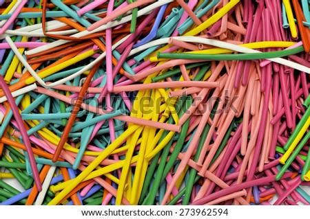 colorful balloon - stock photo