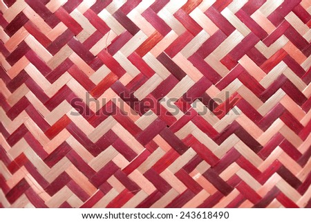 colorful bamboo background - stock photo