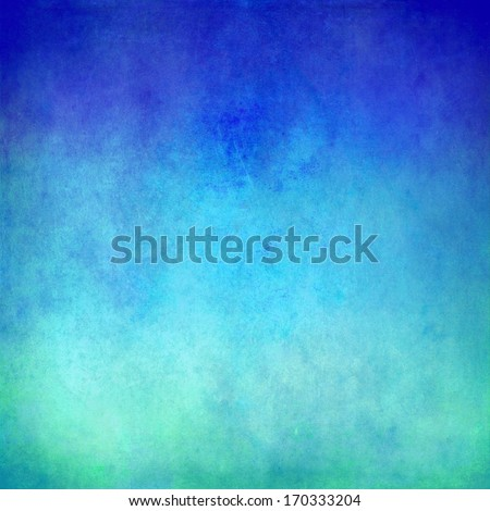 Colorful blue texture background - stock photo
