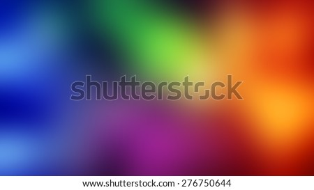 colorful blurred background - stock photo