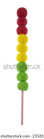Colorful candies sweets background. - stock photo