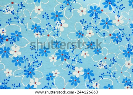 Colorful checkered table cloth texture background. - stock photo