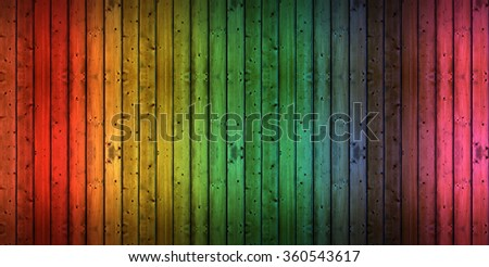 Colorful decorative vintage wooden background pattern texture