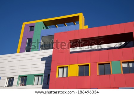 Colorful details  - stock photo
