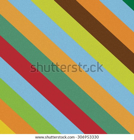 Colorful diagonal lines pattern straight stripes texture background.
