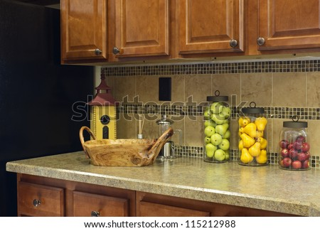Kitchen Counter Stock Photos Images Pictures Shutterstock