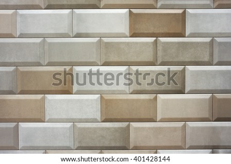 Colorful , glossy , ceramic tile, pattern, texture, background - stock photo