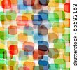 colorful graphic design background pattern - stock photo