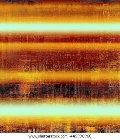 Colorful grunge background, tinted vintage style texture. With different color patterns: yellow (beige); brown; red (orange); cyan; pink - stock photo