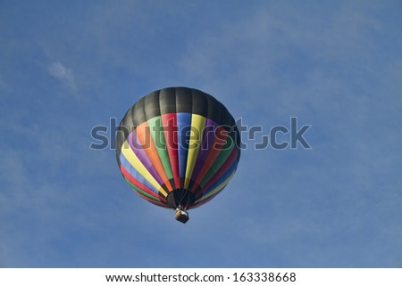 Colorful Hot Air Balloon Ride/Colorful Hot Air Balloon Ride/Colorful Hot Air Balloon Ride